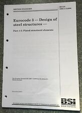 BS EN 1993-1-5:2006 Eurocode 3. Design of steel structures
