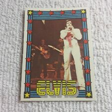 1978 Monty Gum - ELVIS PRESLEY - Club Card From Holland - (Blank Back) - Card 30
