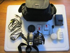 sony cybershot camera   dsc-H9         b1.01