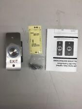 DynaLock - 6620E - Push Button, Momentary, Piezo, Halo, Mullion, Exit, 630