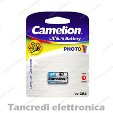 1 BATTERIA CR2 DLCR2 ELCR2 CR15H270 3V 800 MAH ULTRA PHOTO LITIO PILA BATTERIE