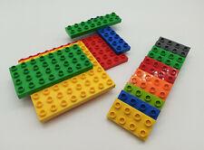 LEGO Duplo 16 Platten und flache Steine - Grundplatte, Bausteine, Konvolut