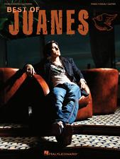 """BEST OF JUANES"" PIANO/CANTO/GUITARRA MUSIC BOOK PIANO/VOCAL/GUITAR BRAND NEW!!"