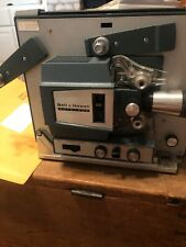 Vintage Bell &Howell Autoload 8mm Super 8 Movie Film Projector With Reel