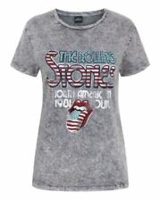 b04e4a93 The Rolling Stones T-Shirt Tops & Shirts for Women for sale   eBay