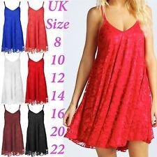 Unbranded Floral Sleeveless Dresses for Women