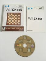 Wii Chess - (Nintendo Wii / Wii U) - UK PAL - Complete - Very Good * FAST & FREE