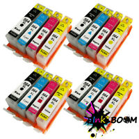 16 Ink Cartridge replace for HP 564XL Photosmart 7510 7515 7520 7525 5520 C309