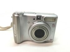 CANON POWERSHOT A530 4X OPTICAL ZOOM 5.0 MEGAPIXELS PC1184