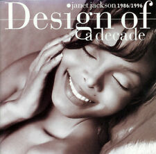 Design of a Decade: 1986-1996 by Janet Jackson (CD, Oct-1995, A&M (USA))