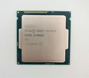 Intel Core i3-4170 3.70 GHz CPU Processor LGA1150 SR1PL