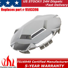 "For 2002 2003 2004 2005 2006 2007 GMC Envoy XL XUV 17"" Wheel Center Hub Caps Cap"