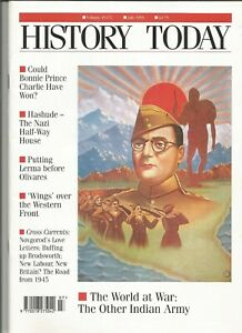 very rare collectable vintage history today magazine volume 45 july 1995