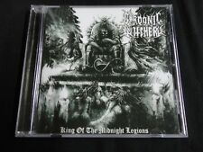 SARDONIC WITCHERY - King Of The Midnight Legions. CD