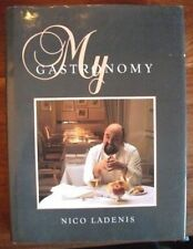 My Gastronomy By Nico Ladenis Alan Crompton-Batt Hardcover Greek Restauranteur