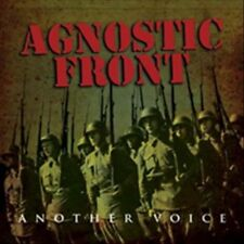 Agnostic Front - Another Voice [New Vinyl LP] NYC Hardcore Punk Metal