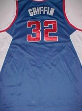 850c3078265 Blake Griffin 32 Los Angeles Clippers NBA adidas Blue Basketball Jersey 56  New