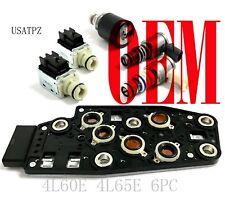 4L65E Solenoid Kit GMC/CHEVROLET 96-02 6pc CHEVY SILVERADO GMC SIERRA