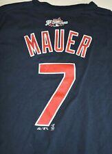 ba3030cf6 JOE MAUER  7 Minnesota Twins t shirt large All Star Game 2009 Majestic  vintage
