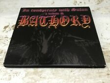 A TRIBUTE TO BATHORY In Conspiracy With Satan CD Marduk Emperor Satyricon Dark F