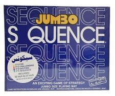Jumbo Sequence Board Games Party Family Cards Game