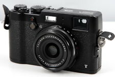 Fujifilm X100T Black 23mm f/2 16.3MP Digital Camera [EX+++]