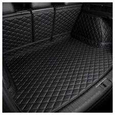 Kofferraumschutz Kofferraummatte Passend Für Audi Q7 SQ7 4M  Leder SS