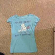 Aeropostale Baby Fit Womens Jr Size M GC
