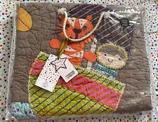 Mamas And Papas Timbuktakes Coverlet Blanket BNWT