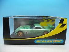 Scalextric C2247 TVR verde como nuevo sin usar Edición de 1000