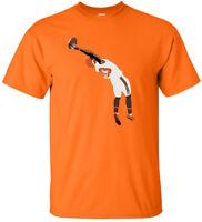 """Odell Beckham Jr Cleveland Browns """"PIC CATCH"""" T-Shirt"""