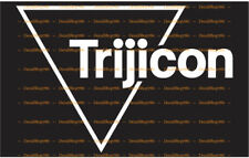 Trijicon Scopes & Sights - Hunting/Shooting - Vinyl Die-Cut Peel N' Stick Decals