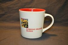 Starbucks  Komodo Dragon Blend Coffee Mug  White & Red, Asia/Pacific