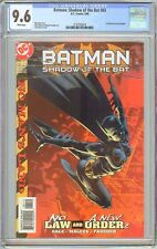 Batman Shadow of the Bat #83 CGC 9.6 WP 2099674002 1st Huntress Batgirl