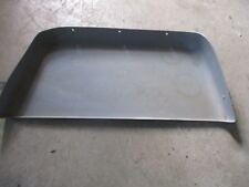 59/62 corvette fiberglass package tray NICE!! GM 60 61 C1