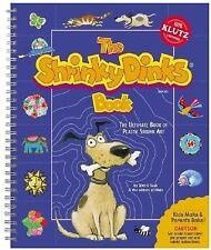 The Shrinky Dinks Book by Haab, Sherri -Hcover