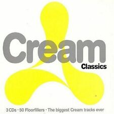 CD de musique trance cream