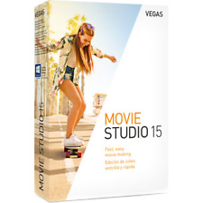 Magix VEGAS Movie Studio 15 - 🔑 PC CD-KEY & Download 🔑