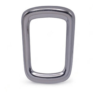 Chrome Ring Gear Automatic Cover Trim For Toyota Hilux Rocco, Revo 2015 2020