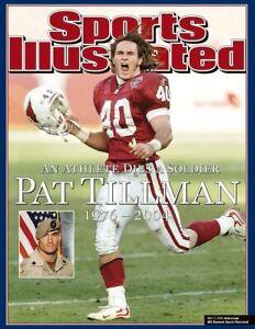 Pat Tillman Arizona Cardinals Sports Illustrated cover photo - select size