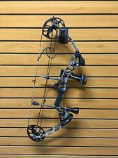 """Mission Radik Compound Bow Package, LH, 10-50lb, 17-28""""."""