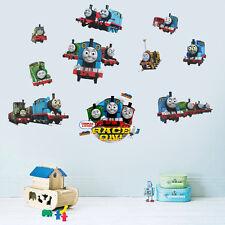 Thomas Tank Nursery Kids Boys Wall Decal Poster 3D Art Stickers Vinyl Baby Room