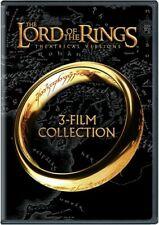 Lord of the Rings - The Lord of the Rings: Theatrical Versions: 3-Film