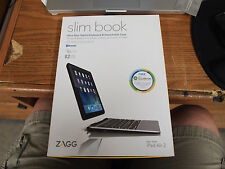 ZAGG SLIM BOOK FOR IPAD AIR 2 NEW