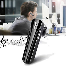Wireless Bluetooth Headset Powerful Stereo Earpiece For Android Ios Mobile Phone
