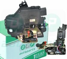 FRONT RIGHT DOOR LOCK ACTUATOR MECHANISM 4B2837016 FOR AUDI A4 (B6, B7) A6 C5
