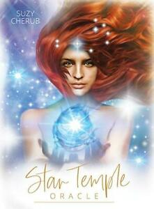 Star Temple Oracle, Boxed Set with Guidebook, by Suzy Cherub & Laila Savolainen!