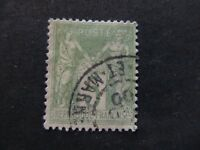 1898/1900 - FRANCE - PEACE AND COMMERCE - SCOTT 104 A15 5C