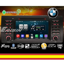 RADIO CD ANDROID 9 BMW X5 E53 Octacore Wifi GPS Soporta 4G DAB TDT TPMS Camara