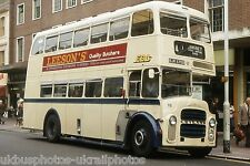Eastbourne Corporation PD2 76 Bus Photo